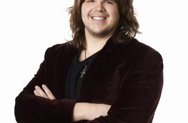 Guess who thinks Caleb Johnson's sexy!