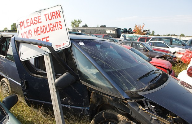 Do you remember your first car wreck?